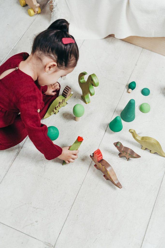 Para Montessori el juego es la base del aprendizaje